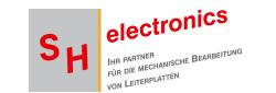 Logo von SH-electronics Fertigungs- und Vertriebs-GmbH